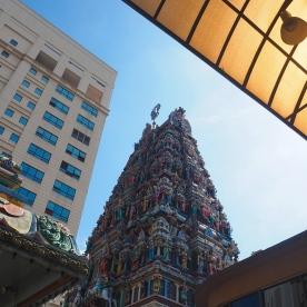 Sri Mahamariamman Temple, Kuala Lumpur